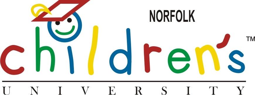 Norfolk children's University logo