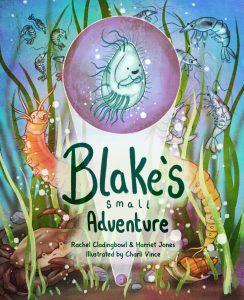 Blake's small adventure book cover
